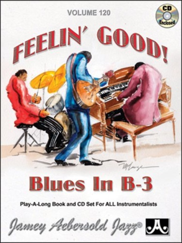 -- - 120 Feelin' Good Blues B-3.