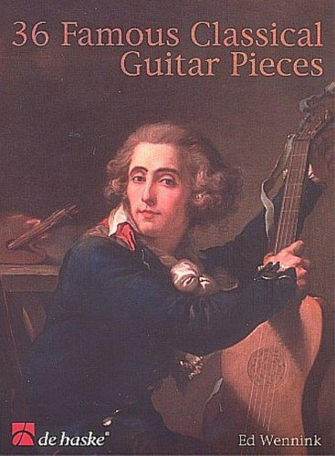 Wennink,Ed. - 36 Famous Classical Guitar Pieces.