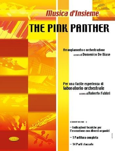 De Biase,Domenico. - The Pink Panther.