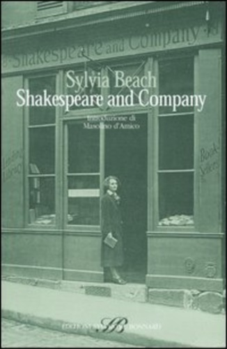 Beach,Sylvia. - Shakespeare and Company.