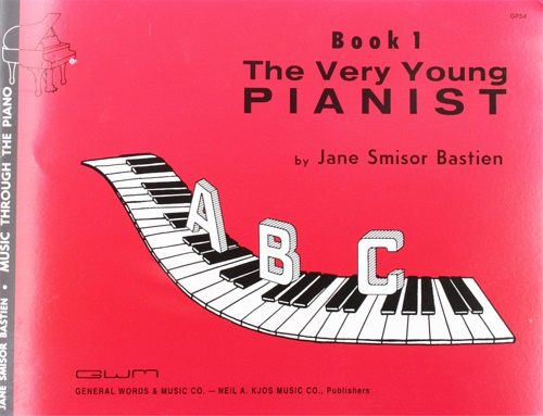 Bastien, Jane Smisor. - The Very Young Pianist Piano. Book 1.