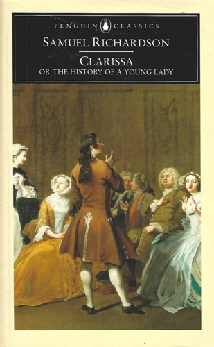 Richardson, Samuel. Ross, Angus (ed.) - Clarissa: Or the History of a Young Lady.