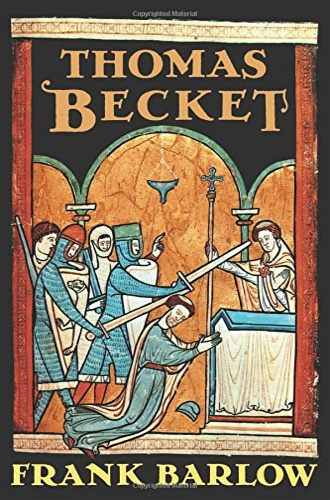Barlow, Frank. - Thomas Becket.