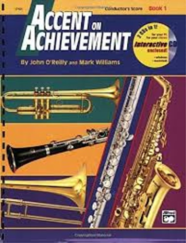 O'Reilly, J. Williams. M. - Accent on Achievement, Book 1.