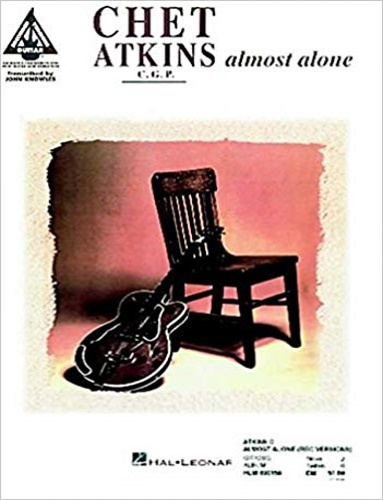 Chet Atkins. - Chet Atkins. Almost Alone.
