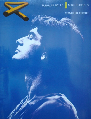 Mike Oldfield. - Tubular Bells. Concert Score