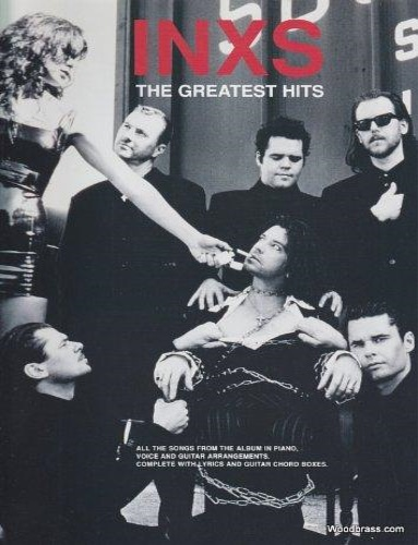 Inxs. - Inxs. The Greatest Hits.