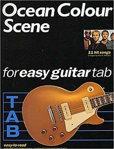 Ocean Colour Scene. - Ocean Colour Scene for easy guitar tab.