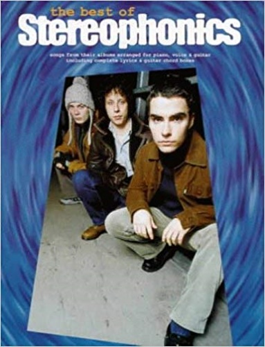 Stereophonics. - The Best of the Stereophonics.