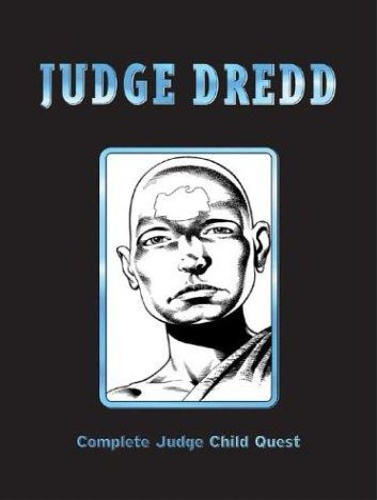 Bolland, Brian. - The Judge Dredd: The Judge Child Quest.