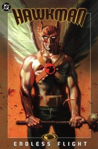 Robinson, James. Jo, Rags. Morales, Geoff. - Hawkman: Endless Flight: Book 1.