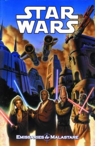 Truman, Timothy. Lyle, Tom. - Star Wars: Emissaries to Malastare.