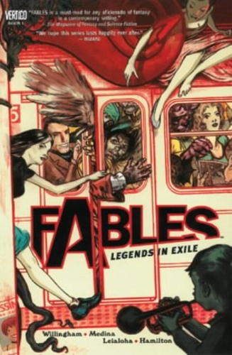 Willingham, Bill. - Fables: Legends in Exile. Vol. 1.