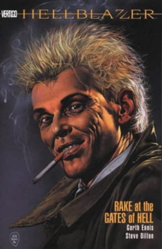 Ennis, Garth. Dillon, Steve. - Hellblazer: Rake at the Gates of Hell.