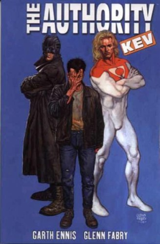 Ennis, Garth. Fabry, Glenn. - The Authority: Kev.
