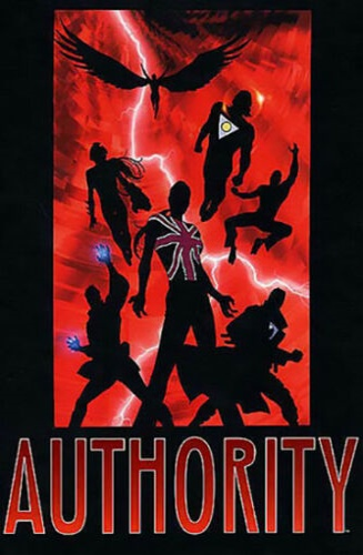 Ennis, Garth. Hitch, Bryan. Neary, Paul. DePuy, La - The Absolute Authority: Vol.1.