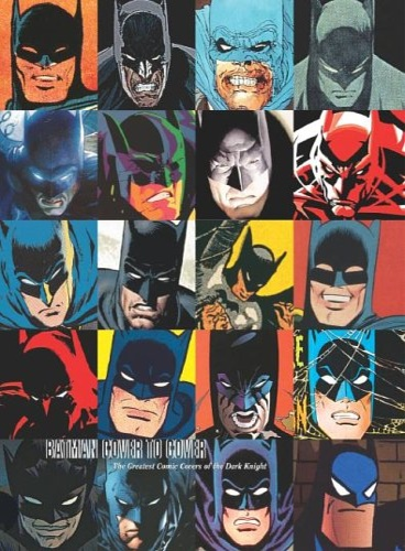 -- - Batman Cover to Cover: The Greatest Comic Book Covers of the Dark Knight.