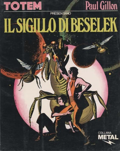 Gillon, Paul. - Il sigillo do Beselek.